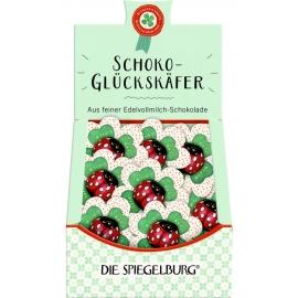 Schoko-Glückskäfer Viel Glück für dich