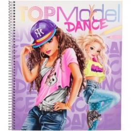 Depesche - TOPModel - Dance Malbuch