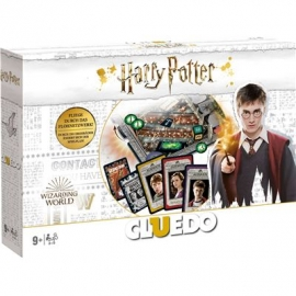 Winning Moves - Cluedo - Harry Potter Collectors Edition, neues Design in Weiß