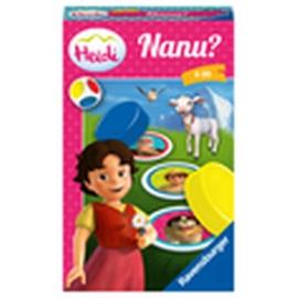 Ravensburger 20572 Heidi Nanu?