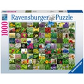 Ravensburger 15991 Puzzle 99 Kräuter und Gewürze 1000 Teile