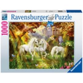 Ravensburger 15992 Puzzle Einhörner im Herbst 1000 Teile