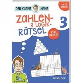 Tessloff - Der kleine Heine - Zahlen- und Logikrätsel 3 - Für Profis
