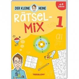 Tessloff - Der kleine Heine - Rätselmix 1
