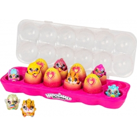 Spin Master Hatchimals Colleggtibles Serie 7 Eierkarton 12er Limited Edition