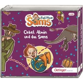 Onkel Alwin und das Sams CD