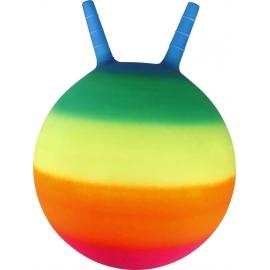 Outdoor active Sprungball Regenbogen, _  35 cm