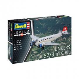 Revell - Junkers Ju52/3m Civil