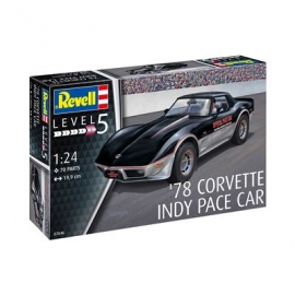 Revell - 78 Corvette Indy Pace Car
