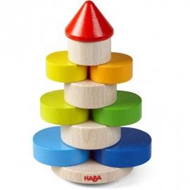 HABA® - Stapelspiel Wackelturm