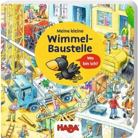 HABA® - Mein kleiner Wimmel-Baustelle