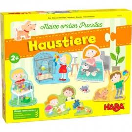 HABA® - Meine ersten Puzzles - Haustiere