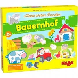 HABA® - Meine ersten Puzzles - Bauernhof