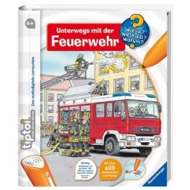 Ravensburger Buch - Wieso? Weshalb? Warum? - tiptoi - Unterwegs mit der Feuerwehr