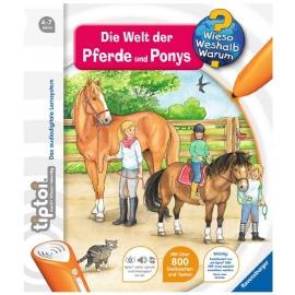 Ravensburger Buch - Wieso? Weshalb? Warum? - tiptoi - Die Welt der Pferde und Ponys