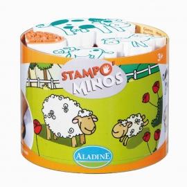 Aladine - Stampo Minos Hof
