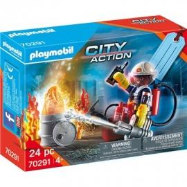 Playmobil® 70291 - City Action - Geschenkset Feuerwehr