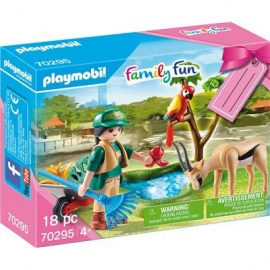 Playmobil® 70295 - Familiy Fun - Geschenkset Zoo