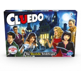 Hasbro - Cluedo Spiel