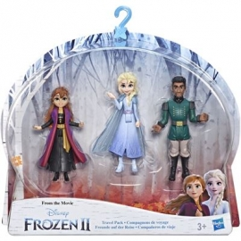 Hasbro - Die Eiskönigin 2 - Deluxe Figure Pack