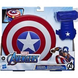 Hasbro - Avengers Captain America magnetischer Schild