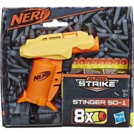 Hasbro - Nerf Stinger SD-1 Nerf Alpha Strike Spielzeug - Blaster