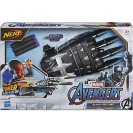 Hasbro - Nerf Power Moves Marvel Avengers Black Panther-Kralle