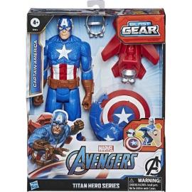 Hasbro - Avengers Titan Hero Blast Gear Cap