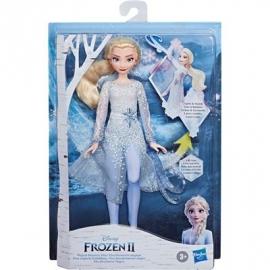 Hasbro - Frozen 2 - Magical Discovery Elsa