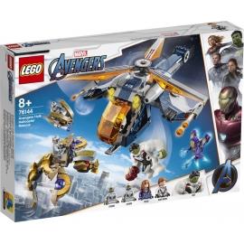 LEGO® Marvel Super Heroes_  76144 Avengers Hulk Helikopter Rettung