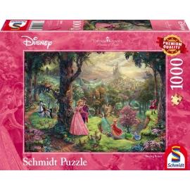 Schmidt Spiele - Puzzle - Disney™ Dornröschen, 1000 Teile