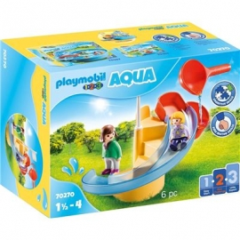 Playmobil® 70270 - 1.2.3. Aqua - Wasserrutsche