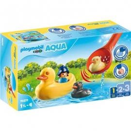 Playmobil® 70271 - 1.2.3. Aqua - Entenfamilie