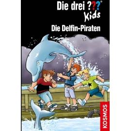 KOSMOS - Die drei ??? Kids - Die Delfin-Piraten, Band 82