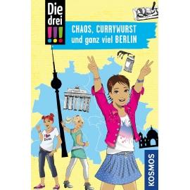 KOSMOS - Drei !!! - Chaos, Currywurst und ganz viel Berlin