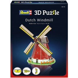 Revell - 3D Puzzle - Windmühle