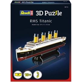 Revell - 3D Puzzle - RMS Titanic