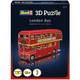 Revell - 3D Puzzle - London Bus