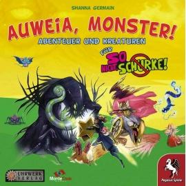 Pegasus - So nicht, Schurke! - Auweia, Monster!, Erweiterung
