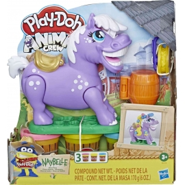Hasbro - Play-Doh Animal Crew Naybelle Showpony