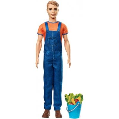 BRB Bauernhof Ken Puppe