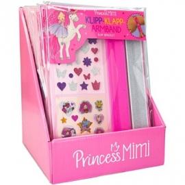 Depesche - Princess Mimi - Klipp-Klapp-Armband