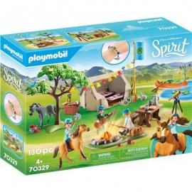 Playmobil® 70329 - Spirit - Riding Free - Sommercamp