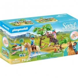 Playmobil® 70330 - Spirit - Riding Free - Herausforderung am Fluss