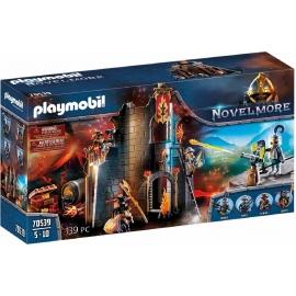 Playmobil® 70539 - Novelmore - Burnham Raiders Feuerruine