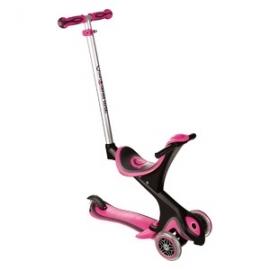 Globber EVO Comfort 5in1 pink
