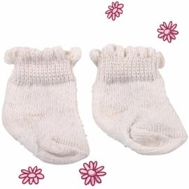 Bc Socken Weiß 30-50Cm