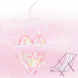 Bikini Blumenwiese 50Cm