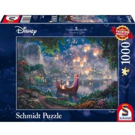 Schmidt Spiele - Puzzle - Rapunzel, 1000 Teile