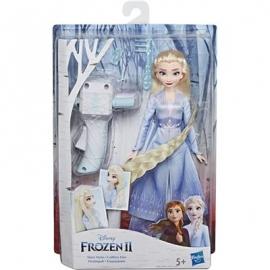 Hasbro - Die Eiskönigin 2 - Flechtspaß Puppen